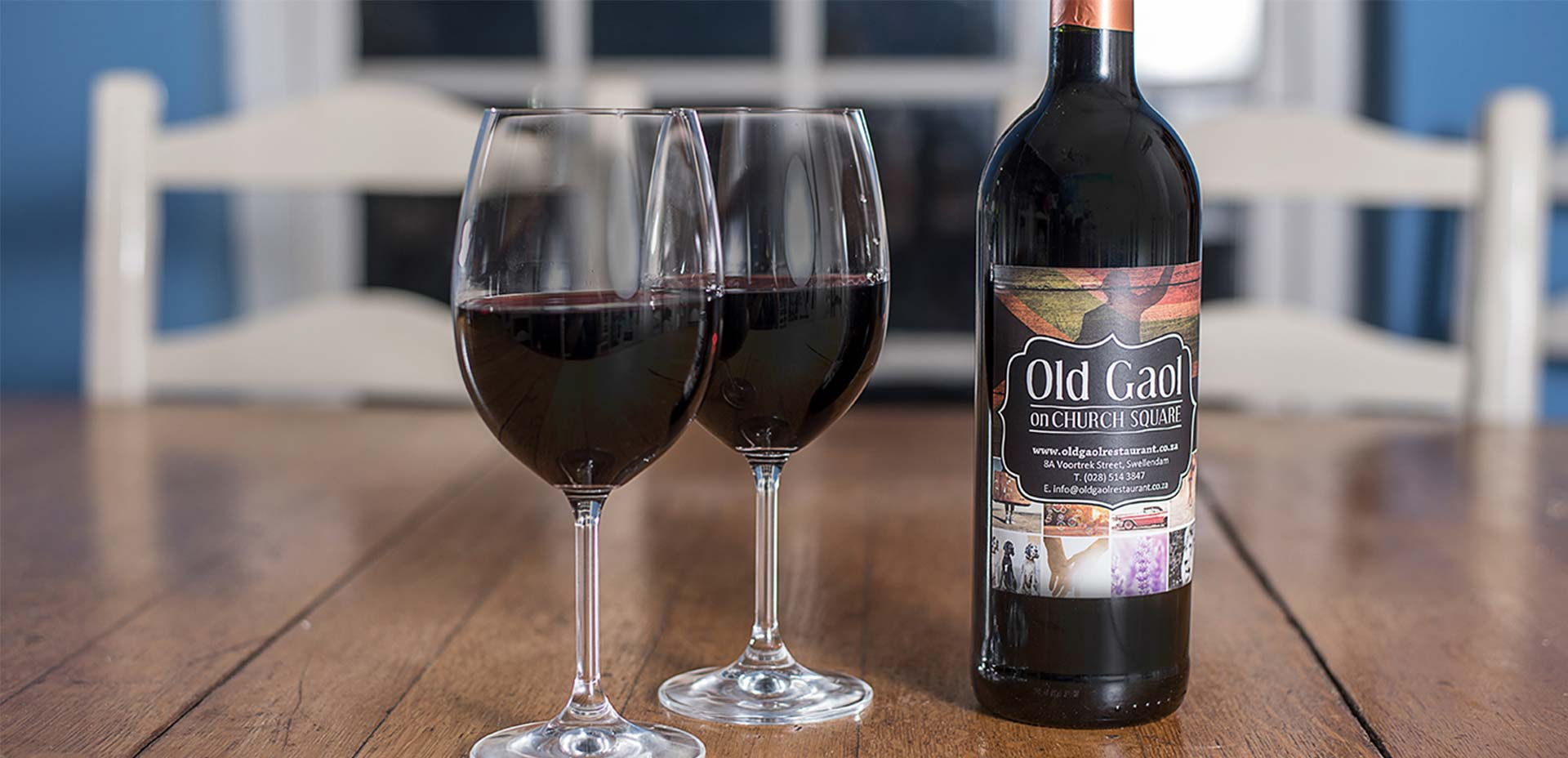 Old Gaol Red House Wine